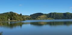 Lagoa Azul (rgrant_97) Tags: portugal walking volcano hiking atlantic crater senderismo azores aores setecidades caldeira caminhadas somiguel sunflowerguides