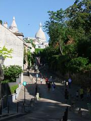 Montmartre (Simon_K) Tags: paris france montmartre parisian francais parisien pariswander pariswanderblogspotcouk