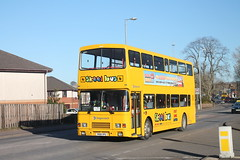 Stagecoach Western - R168 VPU (16068) (MSE062) Tags: bus scotland volvo double western alexander stagecoach decker olympian vpu 16068 cumnock r168 r168vpu