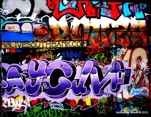 Skateboard Graffiti