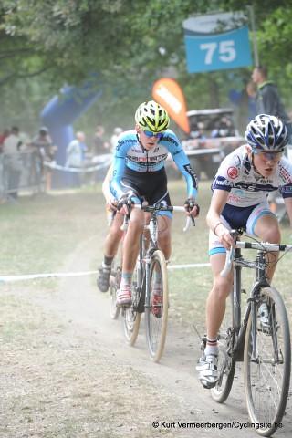 Nieuwelingen & juniors Kessel (415)
