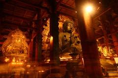 IMG_8622_8-13 Nara Tokae (-blaine-) Tags: japan night temple buddha koen nara todaiji