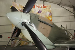 "Spitfire Mk XVI (8) • <a style=""font-size:0.8em;"" href=""http://www.flickr.com/photos/81723459@N04/9733305624/"" target=""_blank"">View on Flickr</a>"