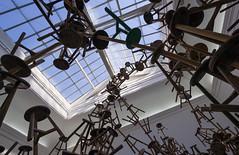 """""""Bang"""" by Ai Weiwei, Biennale di Venezia (maxunterwegs) Tags: italien venice italy art veneza italia arte kunst stool venise venecia venezia venedig italie tabouret itália schemel taburete banqueta venicebiennale hocker biennaledivenezia venetien bienaldevenecia bienaldeveneza tamborete"""