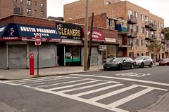 Rego Park NY (tommaync) Tags: park ny newyork nikon september local stores rego d40 2013