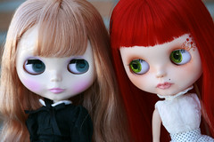 Hortensia & Audrey Rose