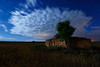 A magic night (raul_lg) Tags: longexposure sky tree bulb night clouds canon stars arbol noche cielo nubes estrellas nocturna cuco albacete castillalamancha linterna mark3 largaexposicion raullopez canon1635 solarforce canon5dmarkiii raullg
