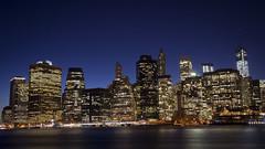 Skyline from Brooklyn