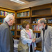Dedication of J.B. Smith/Truman Brunk bookcases
