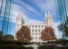 Latter Day Saint's Temple - Salt Lake City (Rachel Dunsdon) Tags: temple salt saltlakecity latterdaysaints