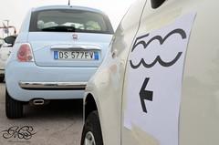 500 (Michela Sarcheletti photo) Tags: car fiat like follow click 500 fiat500 italiy vision:text=0655 fiatitalialove