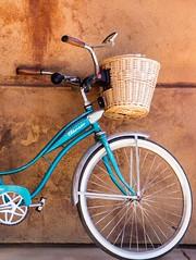 Bike (Kathy~) Tags: napa wine vineyards california bike herowinner favescontestwinner