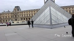 Paris 2013 (Nicole Alisse) Tags: travel paris tower art canon video metro louvre lisa mona eiffel versailles notre dame lauduree