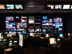 SportsCenter Control Room (Cameron Moll) Tags: sports espn sportscenter