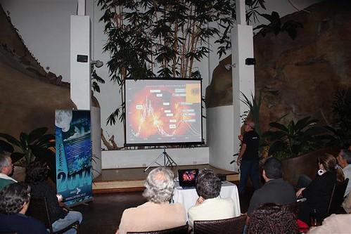 Charla Cometa ISON Tin Jo, 4 Nov. 3013