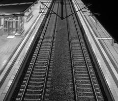 Bahnhof Gleis 1+2