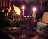 Hanukkah beginnt (5774) (AnnAbulf) Tags: brunnen fontana kerzen fvg wohnzimmer judaica hanukkah chanukkah candele gorizia hanukkiah salotto leuchter kerzenleuchter candelabro friuliveneziagiulia 5774 חנוכה görz abigfave anawesomeshot chanukkiah friauljulischvenetien hanukkà chanukkà hanukkià chanukkià אפרעליחעחנוכה