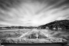 Korshamn (Steinskog) Tags: sommer himmel utsikt båt hav sjø korshamn