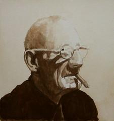 portret heit (mark.algra) Tags: portret papier potlood getekend