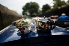 _MG_4798 (Jagot) Tags: uk england boat canal tea britain lock mug teapot warwickshire canonef28mmf18 hattonlocks canoneos6d