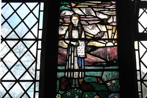 The Constance Window, Preston