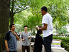(Shane Henderson) Tags: park trees people green philadelphia leaves centercity rittenhousesquare waterice bey thebulbey