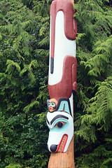 IMG_3054a (markbyzewski) Tags: alaska ugly totempole ketchikan saxmantotempark