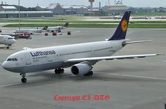 Airbus A300-603 D-AIAK Lufthansa (EI-DTG) Tags: germany ham lh lufthansa dlh a3006 a300 airbusa300 hamburh daiak fuhlsbuttel 15aug2008