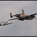 B-25 and Spitfire