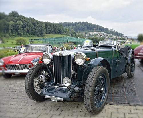 MG Midget TA Jg.1937