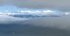 Fog - Golden Gate National Recreation Area - Marin County - California - 25 August 2013 (goatlockerguns) Tags: sanfrancisco county usa west fog america bay marin unitedstatesofamerica goldengatebridge bayarea goldengatenationalrecreationarea