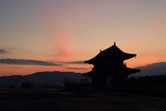 (ikaugust_t93) Tags: winter japan canon landscape eos 5d nara morningglow 5dmk3 5dmark3