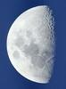 Daylight Moon (Clint34) Tags: moon canon ngc 100400 2xextender flickrtravelaward flickrsfinestimages1 flickrsfinestimages2