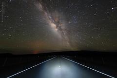 Lightspeed (josefrancisco.salgado) Tags: road longexposure usa night stars star volcano hawaii nikon carretera unitedstatesofamerica sagittarius astrophotography astrofotografa estrellas constelacin astronomy nightsky zodiac nikkor estrella constellation kilauea maunakea volcn scorpius d4 bigislandofhawaii escorpio astronoma antares exposicinlarga cielonocturno klauea 16mmf28dfisheye themilkyway sagitario lavalctea fullframefisheye 1424mmf28g hawaiivolcanoesnationalpark 2013061219766