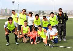Futbolistas Teletón derrochan talento en torneo amistoso (Teletón) Tags: football soccer disabled crutches amputee teleton legamputee