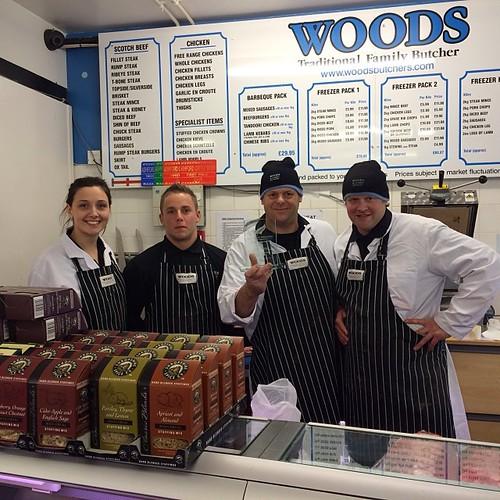 #woodsbutchers
