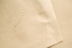 Envelope (Caz Ann) Tags: beige coffeecream 365d