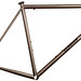 Gunnar Street Dog  road fixed gear in Charcoal with Bullseye Decals