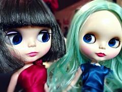 New Blythe Doll arrived today!
