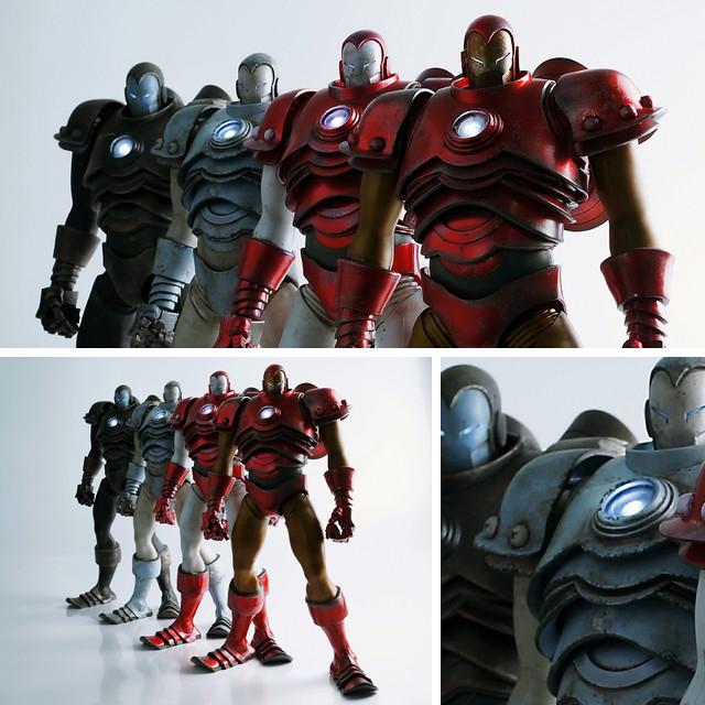 【追加官圖 & 發售資訊公開】threeA × Marvel :鋼鐵人 IRON MAN