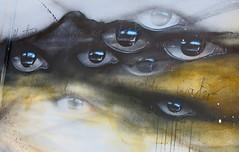 MyDog Sighs (cocabeenslinky) Tags: uk england urban dog streetart art canon reflections island graffiti photo eyes artist grafitti power shot photos graf may hampshire powershot portsmouth graff sighs mydog portsea artiste 2014 pompey g15 my losdave cocabeenslinky
