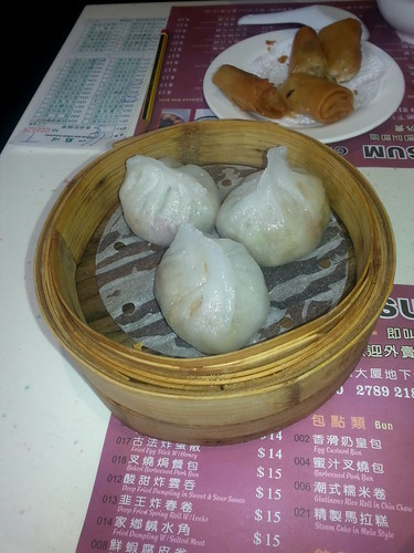 Dim-Sum at Tim Ho Wan, Hong Kong