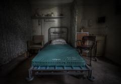Sleep Tight (Explore The forgotten) Tags: urban abandoned canon dark bed decay interior explore forgotten exploration derelict hdr urbex exploretheforgotten exploretheforgottenphotography