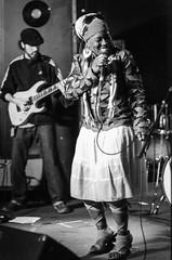 Irae Divine (robert.j.bruner) Tags: blackandwhite bw music monochrome concert lexington kentucky ky livemusic performance reggae cosmiccharlies juniortoots