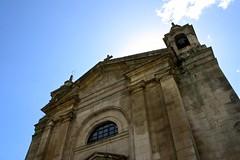 Church of Santiago / Igrexa de Santiago, Padrn (Trevor.Huxham) Tags: church neoclassical padron acorua galicia spain canonefs1855mmf3556is canoneosrebelxs