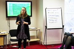 Sofie Sandell workshop - How to become a digital leader with JCI London 7