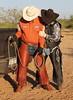 COWBOY GEAR (AZ CHAPS) Tags: ranch spurs cowboy boots hats wranglers gear pickuptruck ropes chaps
