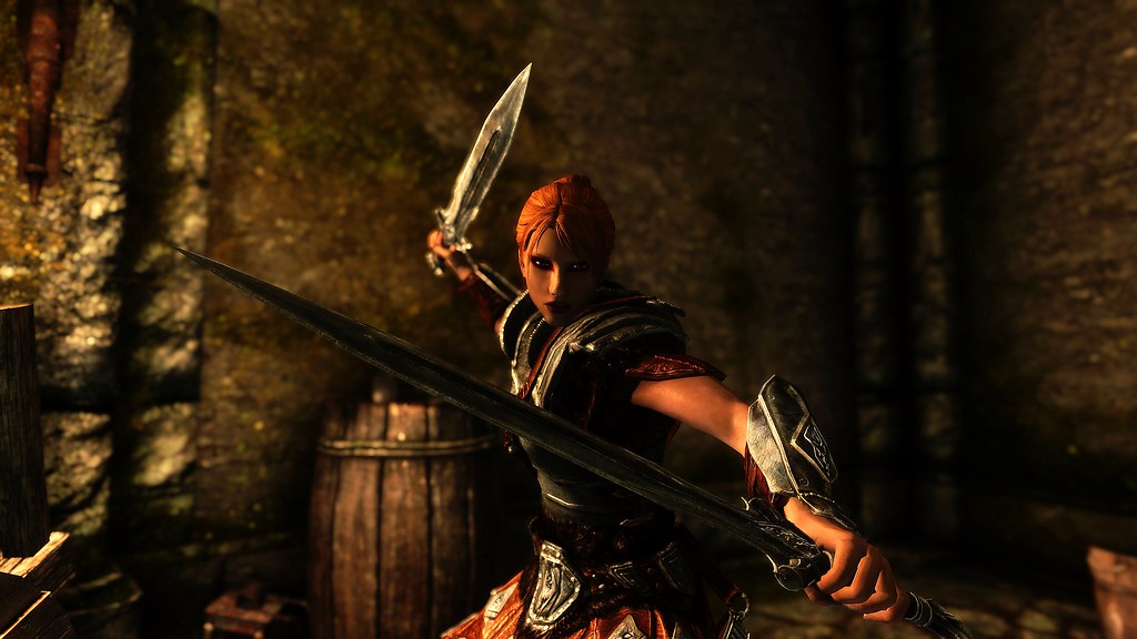 The World's most recently posted photos of custom and skyrim