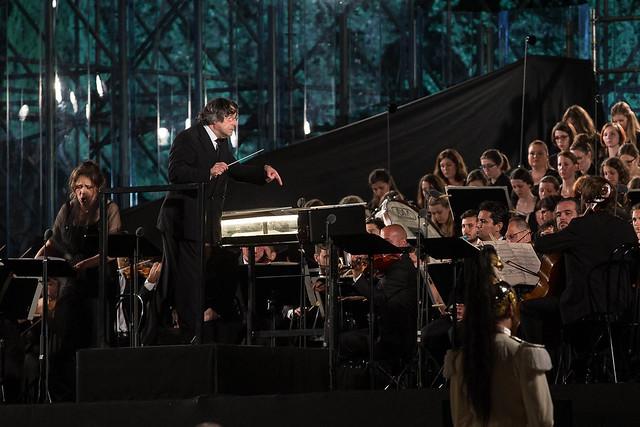 "Riccardo Muti dirige la ""Messa di Requiem"""