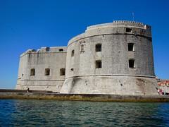 Dubrovnik - remparts 1 (luco*) Tags: croatia walls dubrovnik remparts croatie hrvatska dalmatie